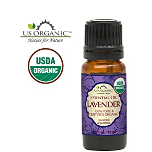 US Organic 100% Pure Lavender Essential Oil