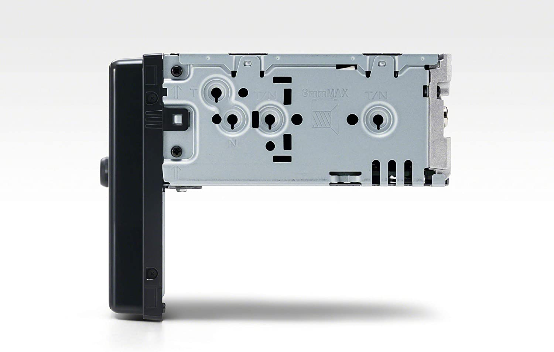 No CD with SXV300 SiriusXM Satellite Radio Tuner Sony XAV-AX1000 Compatible with CarPlay Bluetooth Receiver