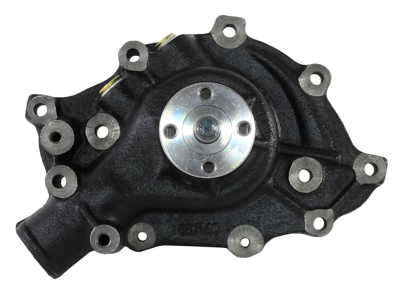 NEW WATER PUMP FITS FORD MARINE SMALL BLOCK V8 289 302 351 ENGINES OMC 18-3584 9-42607 WP520M 982517 71683A1 982517 by Rareelectrical