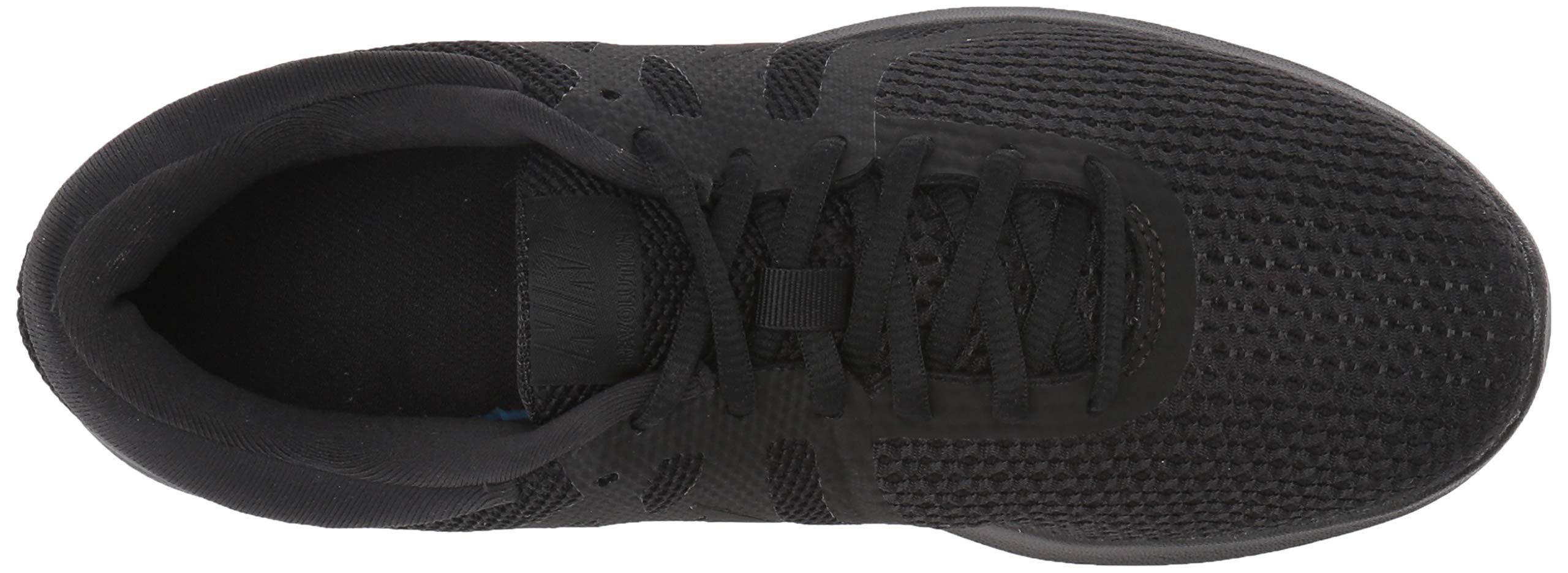 Nike Men's Revolution 4 Running Shoe, Black/White-Anthracite, 7 Regular US by Nike (Image #8)