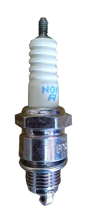Amazon.com: NGK (4929) DPR8EA-9 bujía estándar, paquete de 1 ...