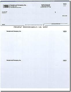 blank printable checks