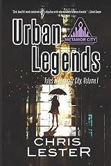Urban Legends (Metamor City) Paperback