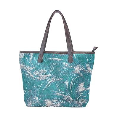 Amazon.com: Las mujeres grandes bolsas de hombro bolsa Piel ...
