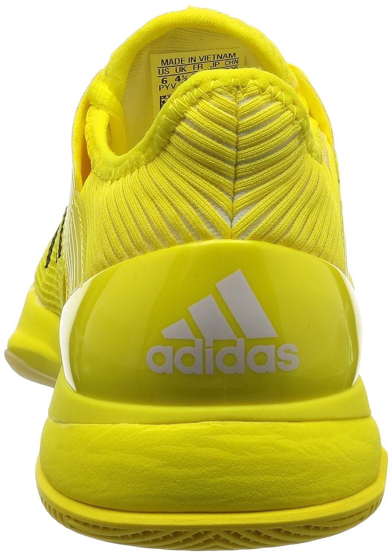 adidas Performance Womens Adizero Ubersonic 3 Tennis Trainers - Yellow