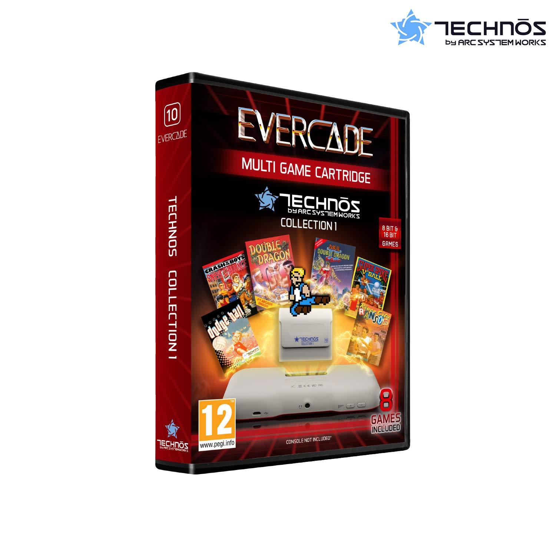 Evercade Technos Cartridge Collection 1 - Electronic Games