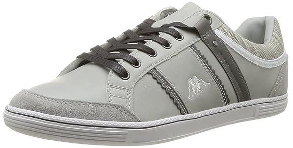 Gris Kappa Ottawa Uomo Sneaker lt Grigio Greymid 40 Greywhite AI7rIq