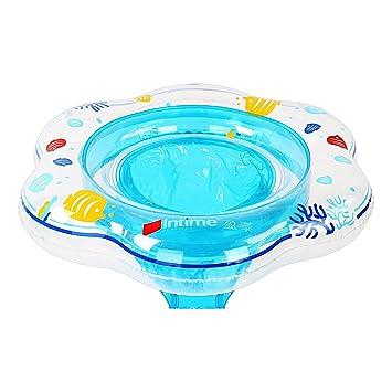 Flotador para bebé hinchable Gindoly (dual Airbag, asiento para niño pequeño, para la bañera y la piscina, para bebés de 6-36 meses): Amazon.es: Juguetes y ...