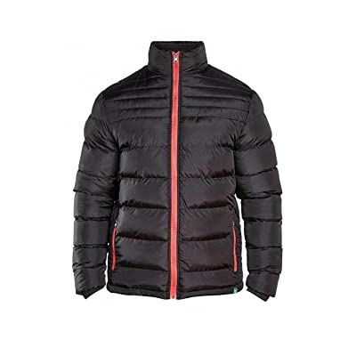 D555- EDMOND Puffer Jacket With Multiple Quilting In Size 2XL to 8XL, 2 Color Options
