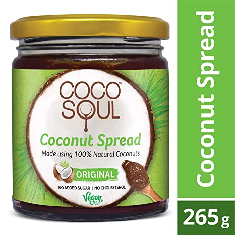 Coco Soul Coconut Spread, Original, 265g