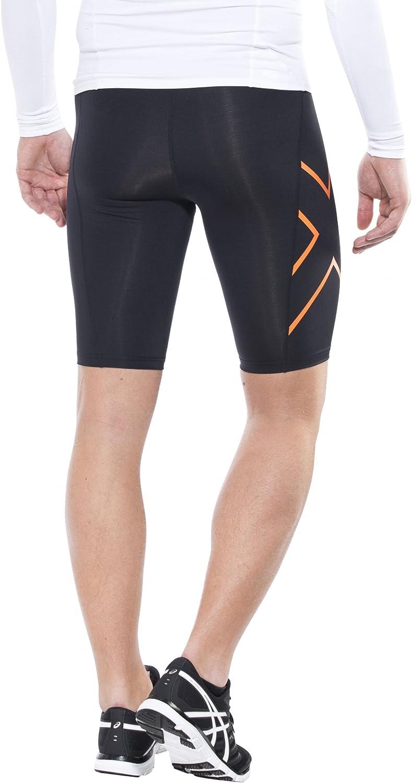 2XU Herren Hose Tr2 Compression Shorts