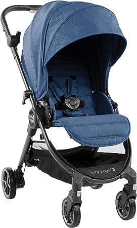Oferta amazon: Baby Jogger City Tour LUX , color azul. Silla de paseo de uso desde nacimiento hasta 20,5 kg con plegado ultra compacto y muy ligero