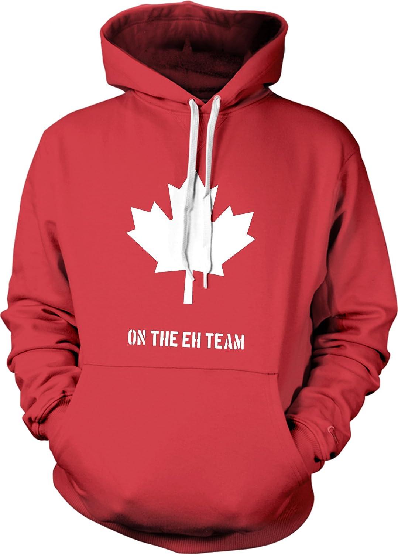 Amazon.com: Eh Team Canada Sweater Funny Canadian Shirts Novelty ...