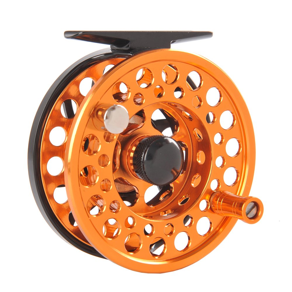 Fiblink fly fishing reel aluminum saltwater reels 2 1 bb for Fly fishing reels ebay