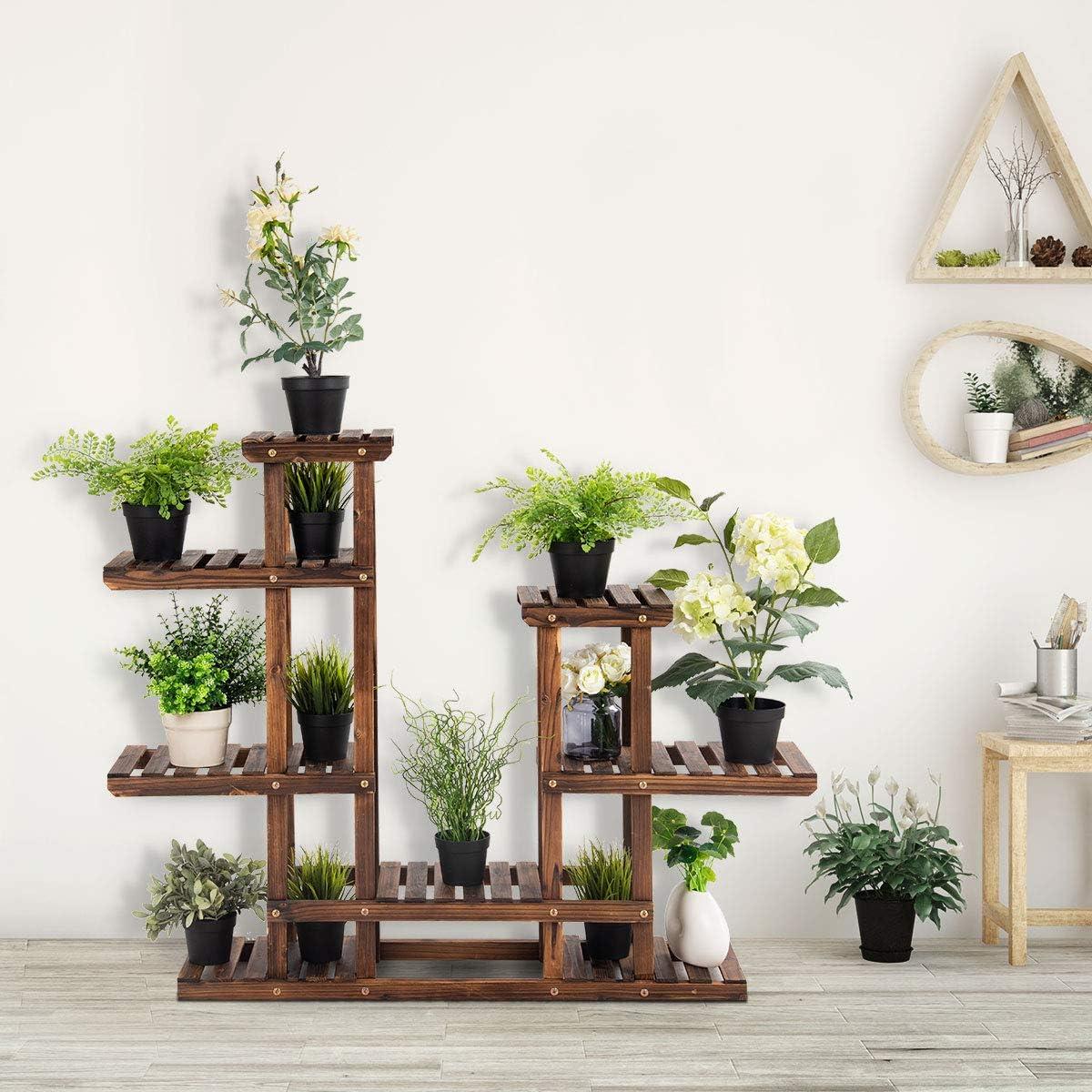 Obraz scenerii Schody kwiatowe