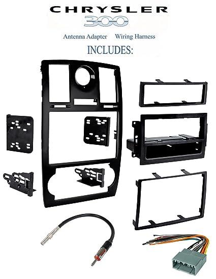 amazon com 2005 2007 chrysler 300 car stereo radio double din dash rh amazon com Automotive Wire Harness Kits Automotive Wire Harness Manufacturers USA
