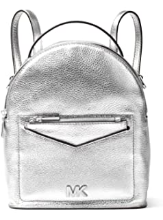 87a7ed52226c MICHAEL Michael Kors Addison Small Pebbled Leather Backpack in Black ...