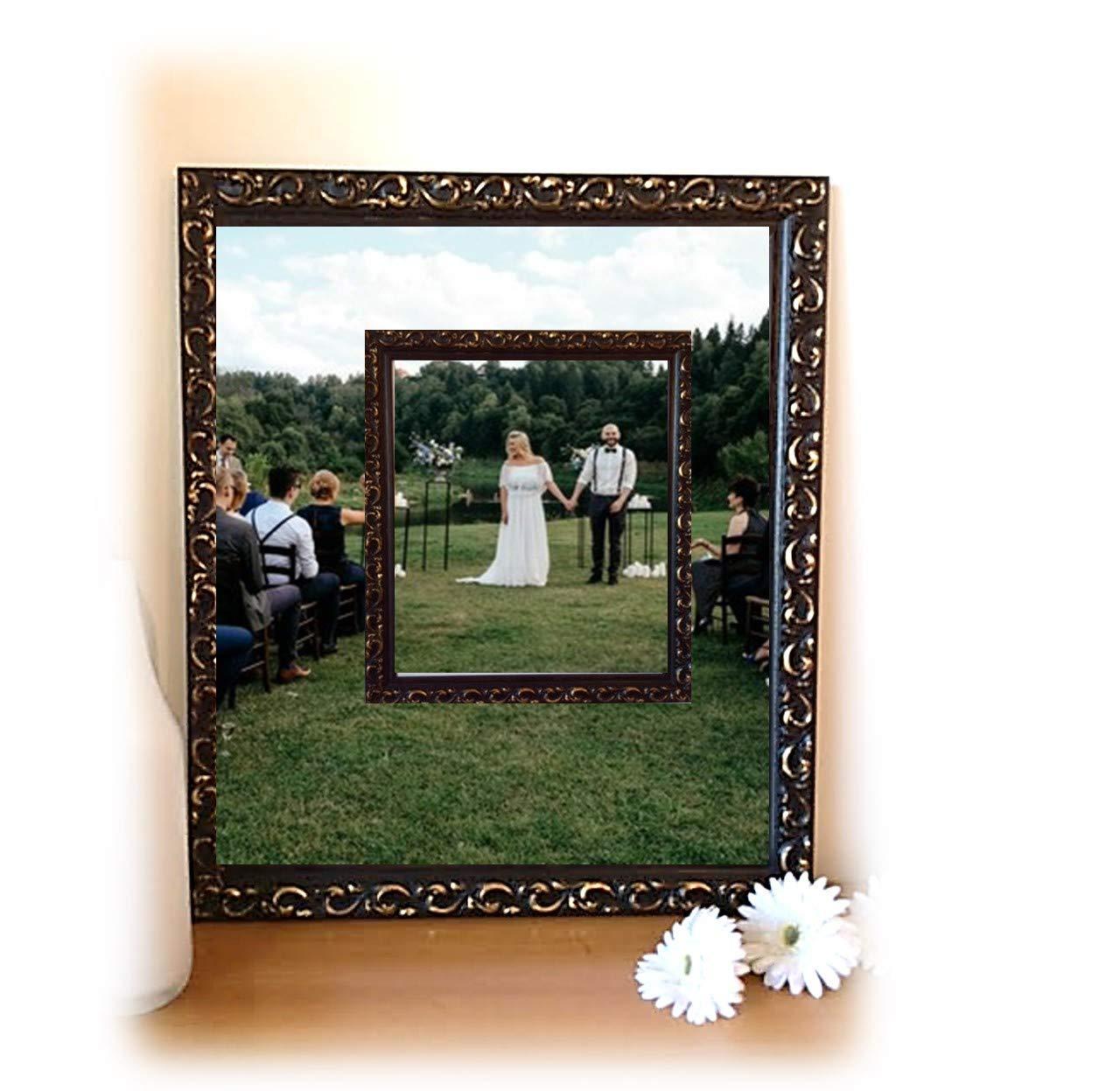 Marco decorativo para bodas. Estilo rústico. Photocall de bodas.: Amazon.es: Handmade