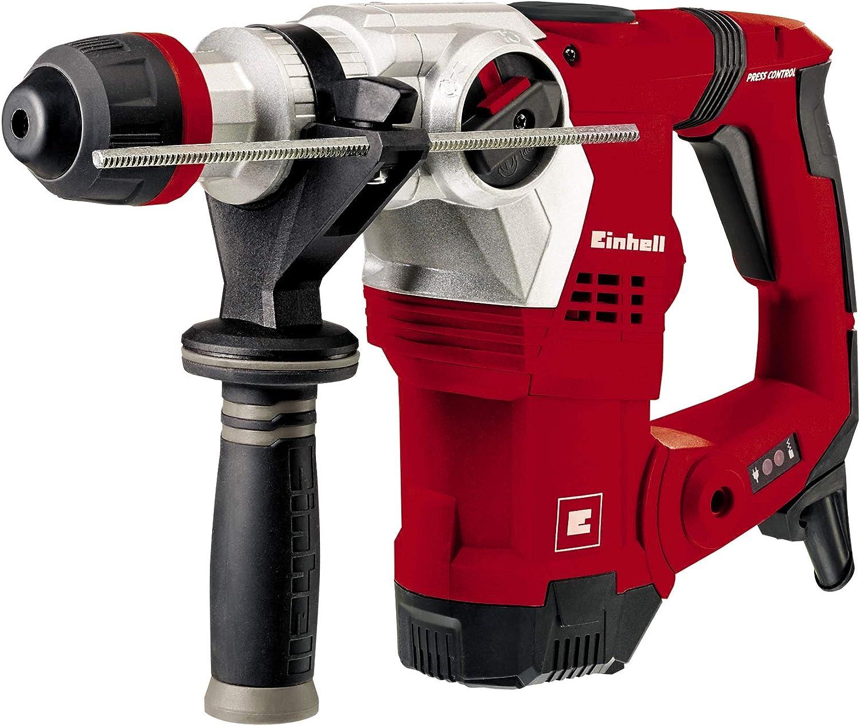 Einhell TE-RH 32 E -Martillo perforador con mecanismo percutor neumático, 4 funciones, 1250 W, 230 V (ref. 4257940)