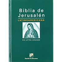 Holy Bible: Spanish Jerusalem Bible - Latin American Edition