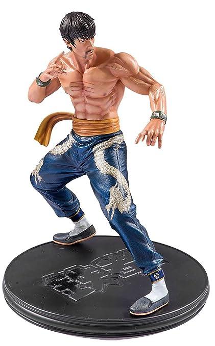 Amazon com: First 4 Figures Tekken 5 Marshall Law Statue