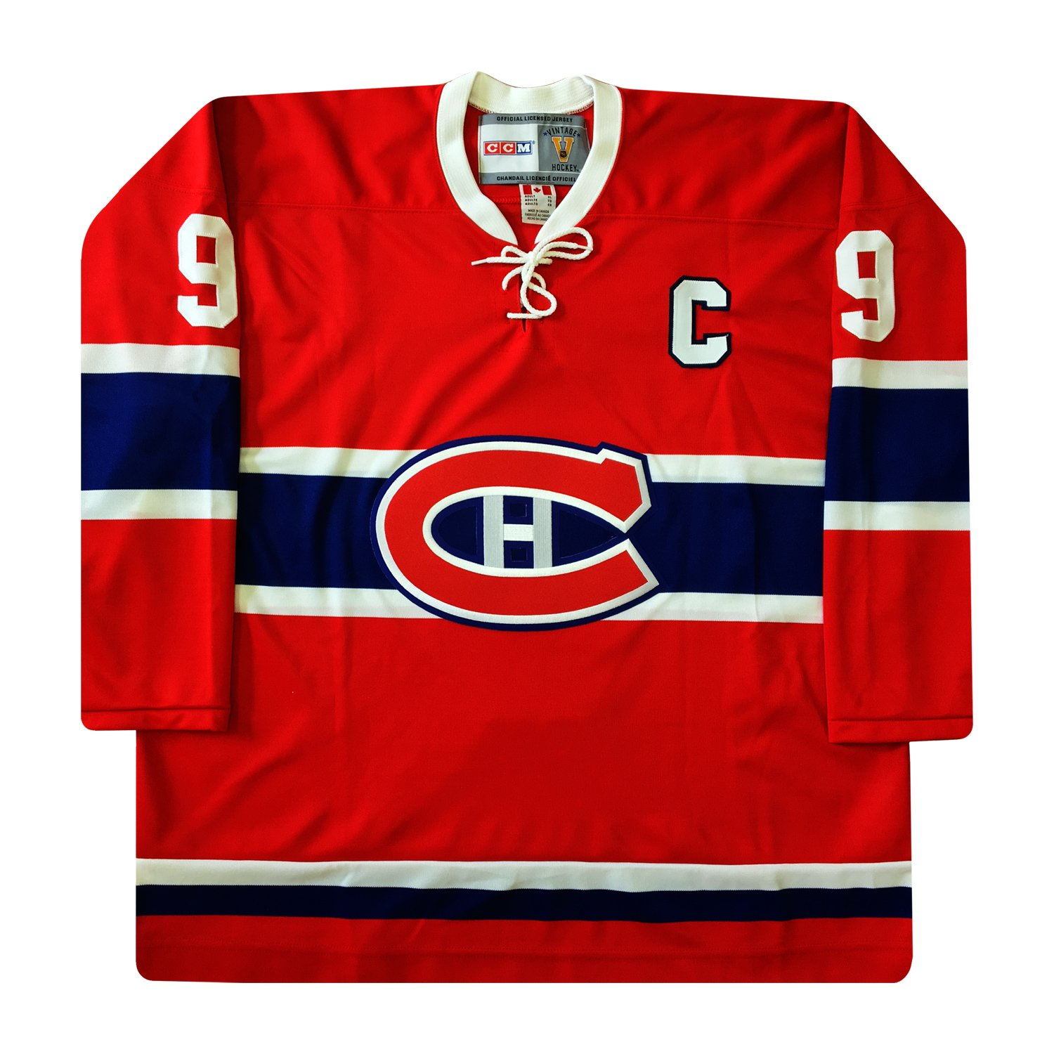 51de4340271 Autographed Maurice Richard Jersey - Montreal Canadiens at Amazon s Sports  Collectibles Store