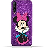 Huawei Y9S TPU Mobile Case with Minnie Mouse Design