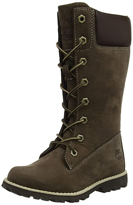 Timberland Classic Tall Lace up, Bottes Mixte Enfant