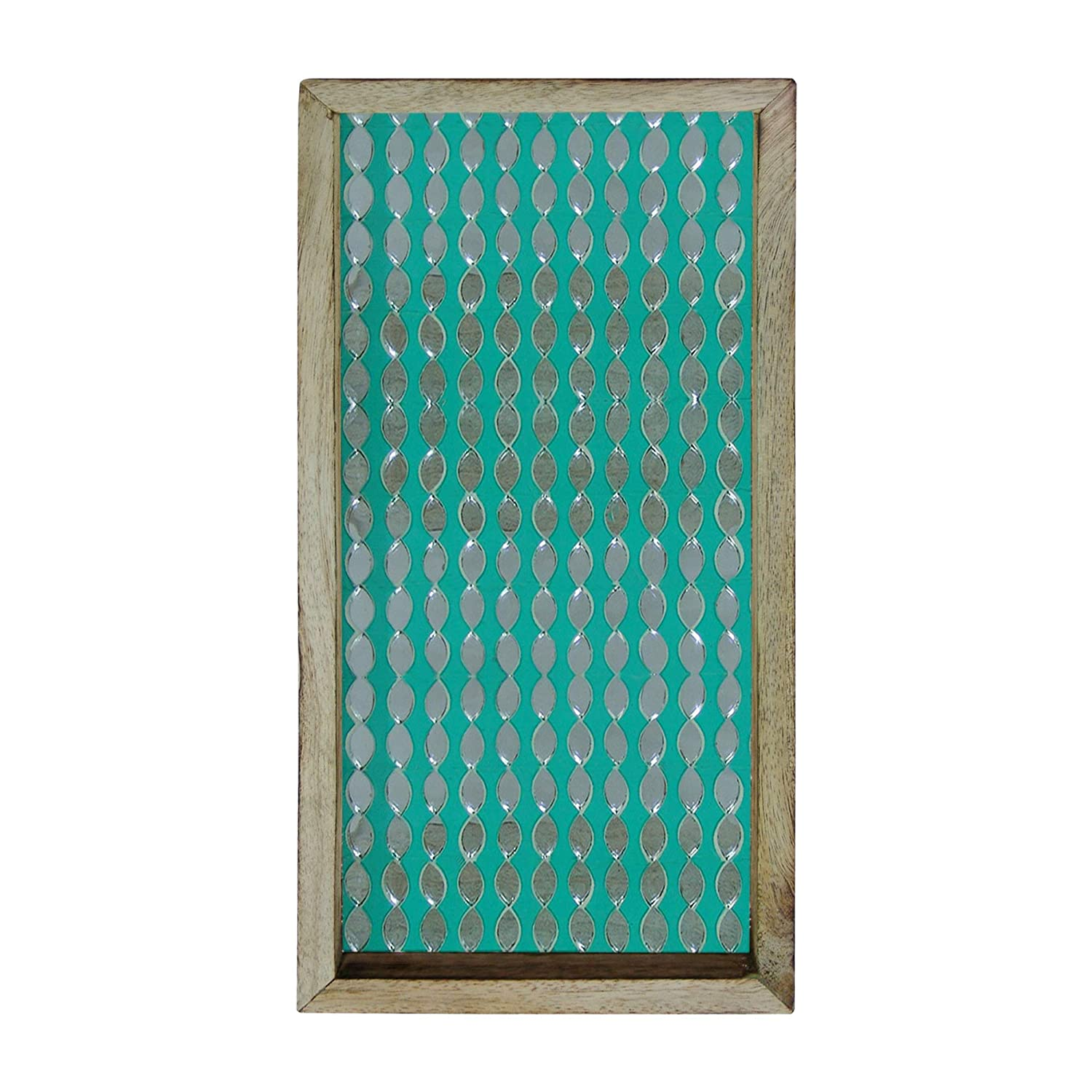 Disposable Dinner Napkin Caddy Aqua Dining Room Tables /& Guest Bathrooms Luxurious /& Decorative nu steel NuSteel Guest Towel Holder Tray Perfect for Kitchen Counters Elegant