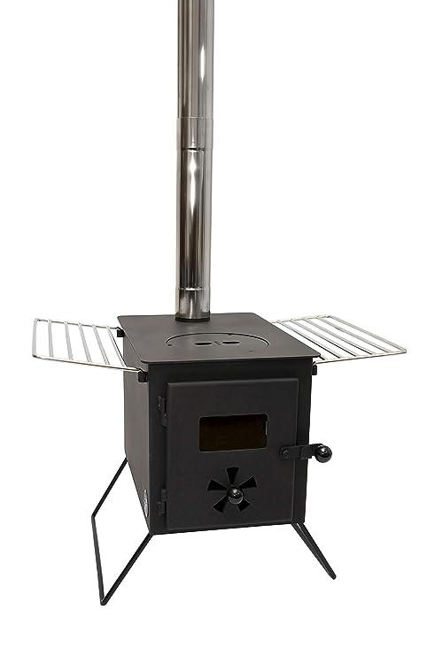 Outbacker - Cucina a legna portatile \