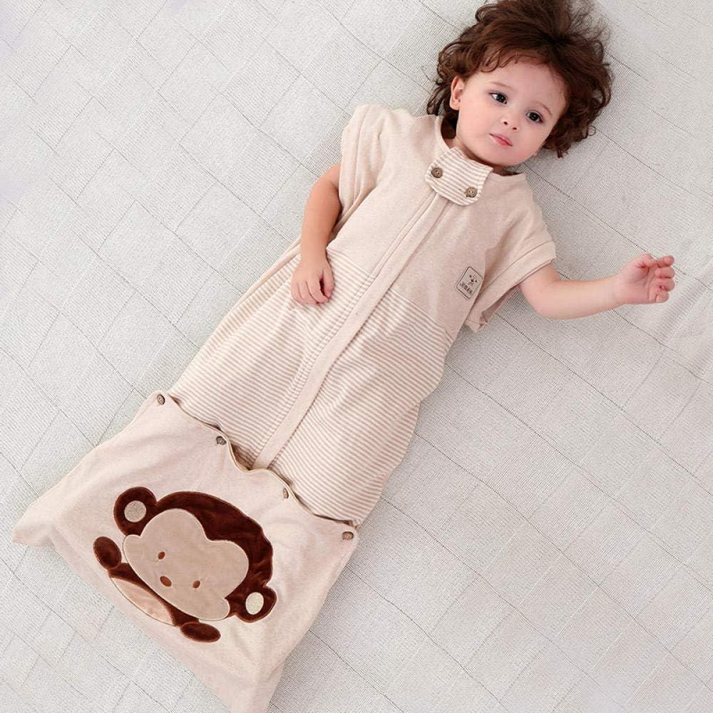 Sacs de couchage printemps///ét/é b/éb/é couleur chaude coton coton /étendu anti-coup de pied couette enfants sac de couchage 0-4 ans-TO/_120cm de dormir saco de dormir