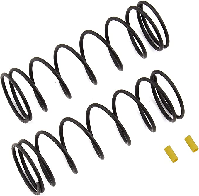 Associated 81226 Front Springs V2 yellow 5.7 lb//in L70 8.5T 1.6D