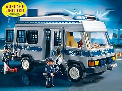 De Police Voiture Playmobil 4022 5j3LA4Rq