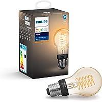 Philips HueW Filament Ampul A60 E27 Sarı Işık Bluetooth Özellikli