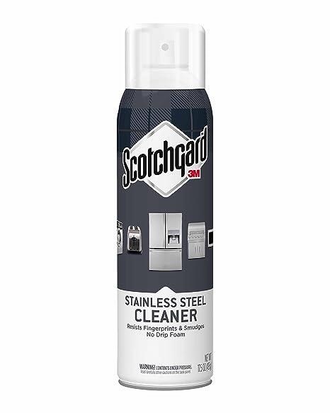 Amazon.com: Scotchgard 1 puede limpiador para acero ...