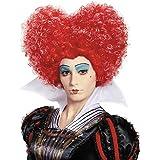 Disguise Red Queen Deluxe Adult Wig-