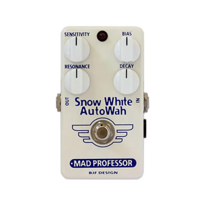 Mad Professor マッドプロフェッサー エフェクター Hand-Wired Series オートワウ Snow White Auto Wah HW 【国内正規品】 B006H86JEA