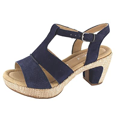 Chaussures Gabor Comfort bleu nuit Casual femme ibRgc35k8m