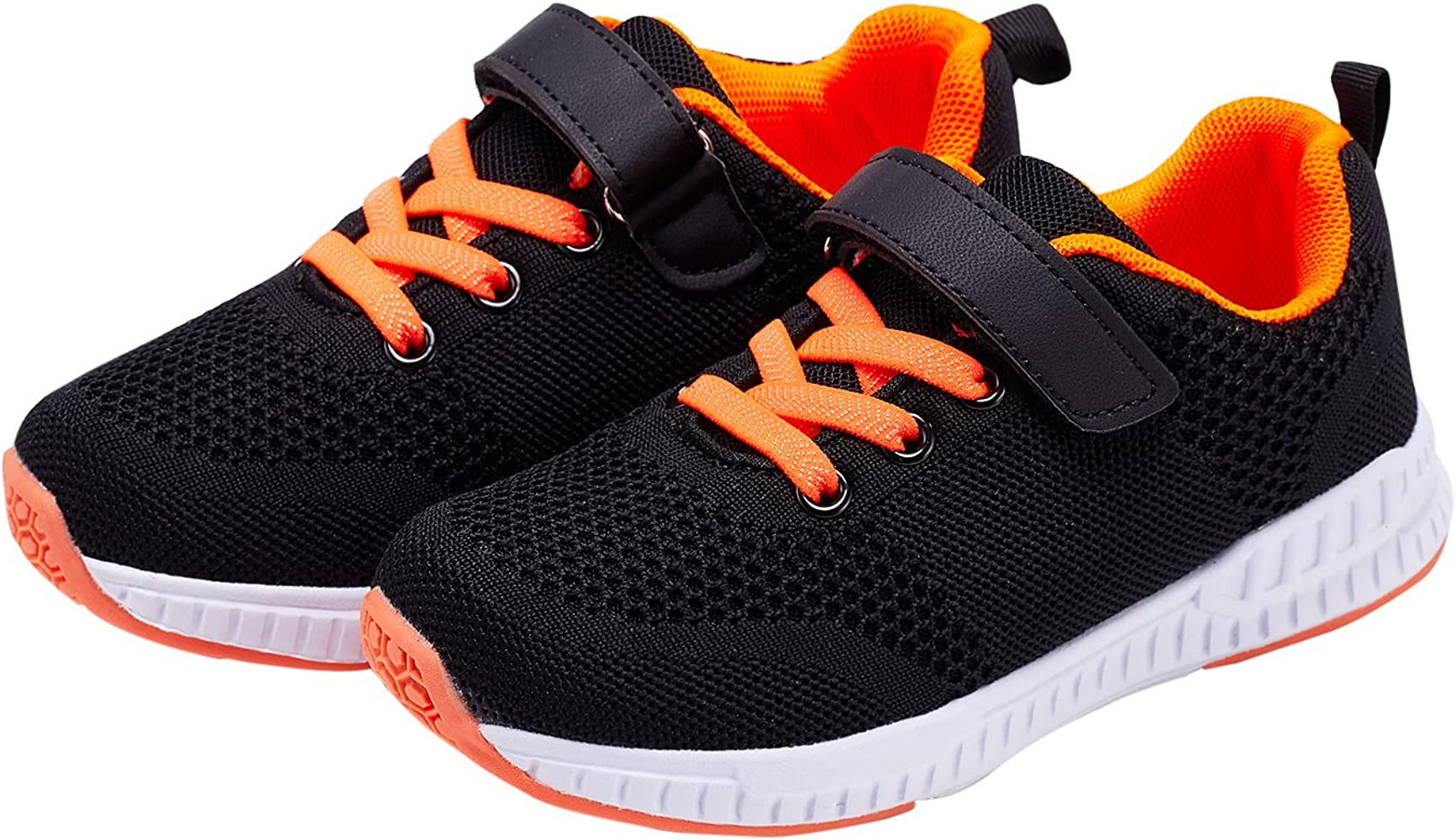 Toddler//Little Kid//Big Kid Boys Girls Breathable Lightweight Running Shoes Sneakers