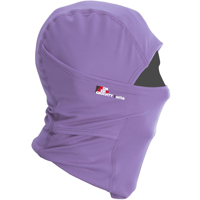 Nonzero Gravity Cool Tek Multipurpose Tactical Hood - Lavender