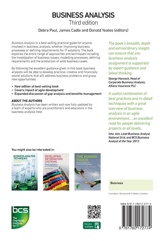 Business Analysis Amazon Malcolm Eva Keith Hindle Craig