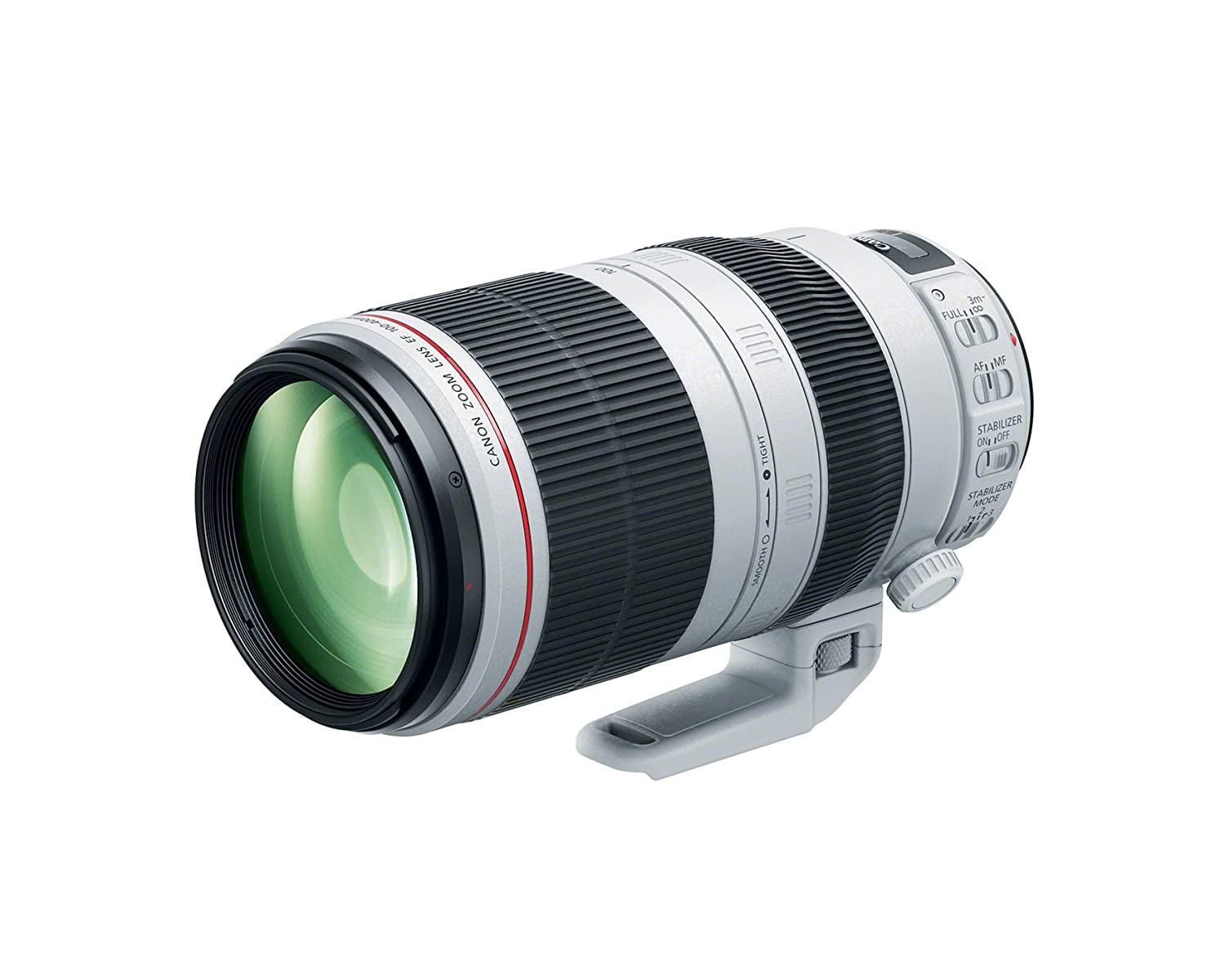 77 mm Canon EF 100-400mm f//4.5-5.6L IS II USM Lens with Circular Polarizer Lens