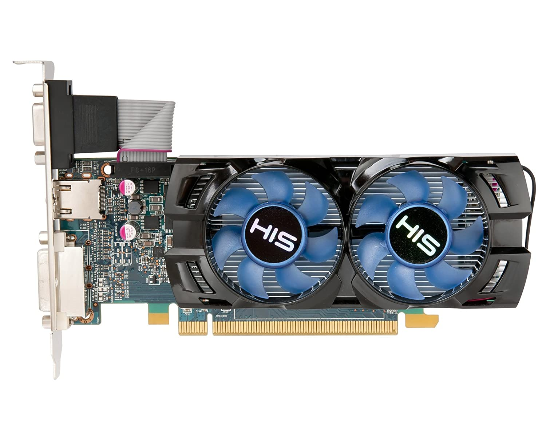 HIS H775FN1G Radeon HD7750 1GB GDDR5 - Tarjeta gráfica ...