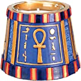 Large Collectible Ancient Egypt Ankh Votive/Candle Holder Decoration