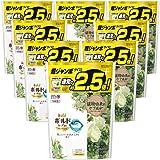 【ケース販売】ボールド 洗濯洗剤 ジェルボール3D 癒しのパールボタニアの香り 詰め替え 超ジャンボ 38個x8個