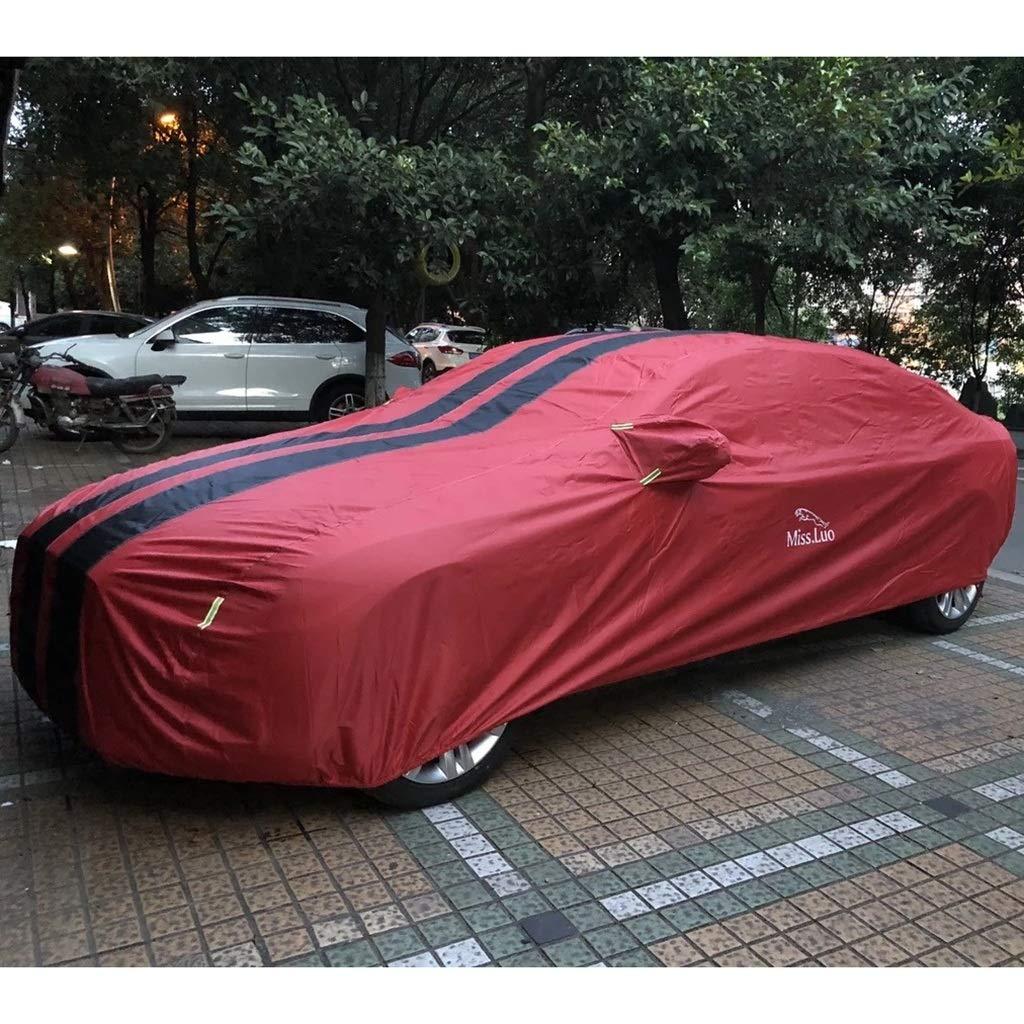 NYDZDM Roadster Couverture De Voiture Auvent /Étanche Protection UV Ext/érieur en V/êtement De Voiture Int/érieur Protecteur Tous Temps pour Alfa Romeo S/érie Coup/é Voiture De Course