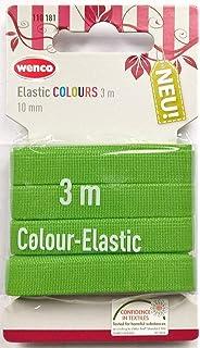 5m Standard-Elastic 10mm Gummiband Elastisches Band Hosengummi NEU 0,90€ - 1m