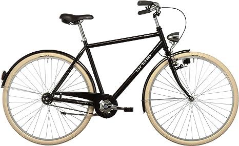 ORTLER Detroit Limited - Bicicleta Holandesa Hombre - Negro ...