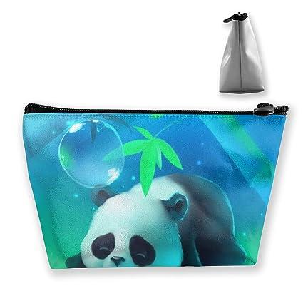Lindo Panda Caja de lápices Bolsa con Cremallera Bolsa ...