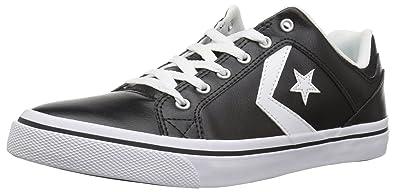 disfruta del precio inferior predominante diseño exquisito Converse men's El Distrito Leather Low Top Sneaker